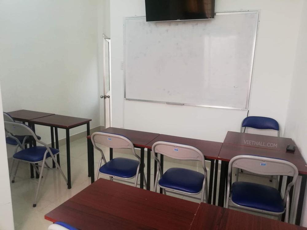 Phòng học 8 người