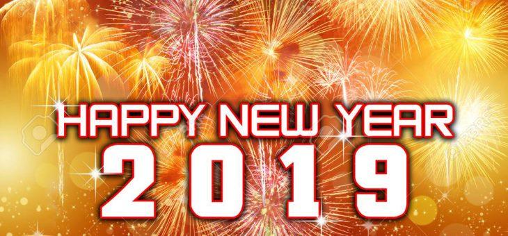Thông báo lịch nghỉ Tết Dương Lịch 2019 tại Viethall Sư Vạn Hạnh